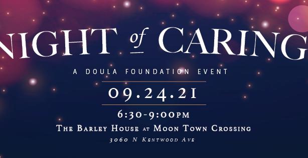 Night of Caring Invitation